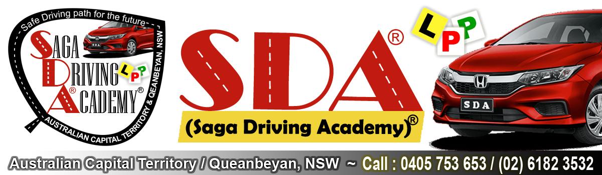 SDA (SAGA DRIVING ACADEMY)
